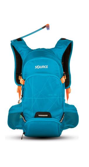 SOURCE Ride Zaino 15 L blu